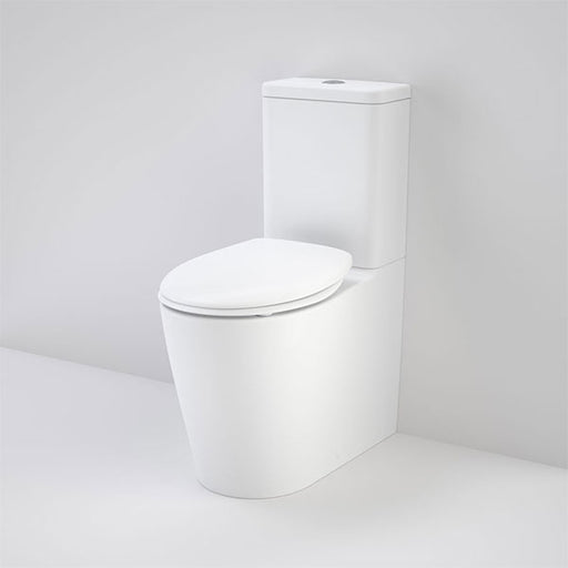 Caroma Care 660 Ambulant Cleanflush Toilet Suite - The Blue Space