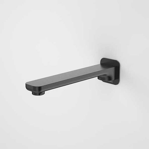 Caroma Luna Basin/Bath Outlet Satin Black 226mm at The Blue Space