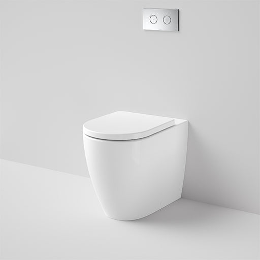 Caroma Urbane II Cleanflush Wall Faced Invisi Series II Toilet Suite - The Blue Space