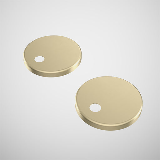Caroma Urbane II Toilet Seat Hinge Brushed Brass - The Blue Space