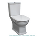 Fienza RAK Washington Close-Coupled Toilet Suite at The Blue Space