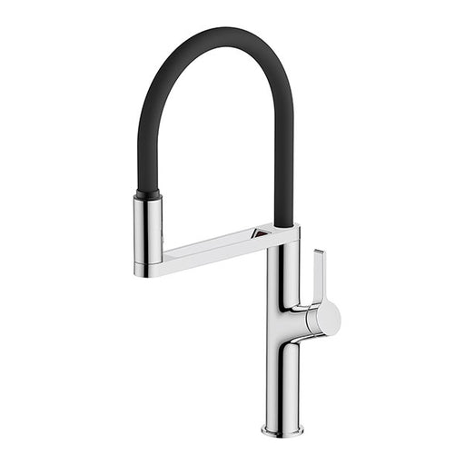 Greens Galaxy Sensor Sink Mixer - Chrome/Black - The Blue Space
