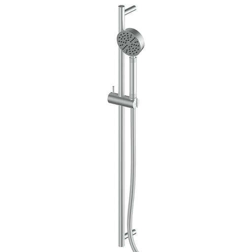 Greens Textura Rail Shower Brushed Stainless - The Blue Space