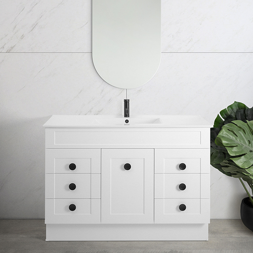 Marquis Bowral Floor Standing Vanity - The Blue Space