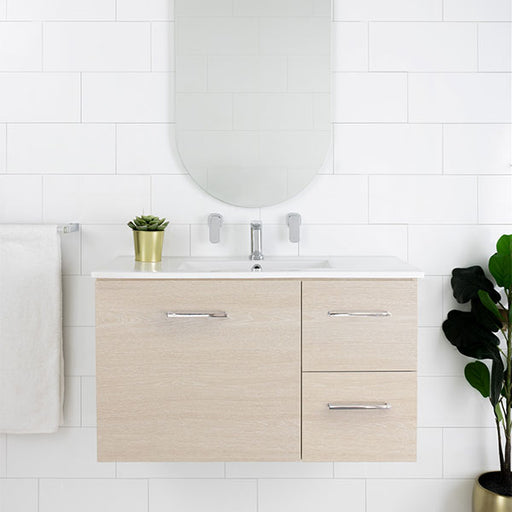 Marquis Marq Compact Wall Hung Vanity - The Blue Space