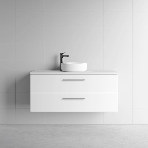 Marquis Marq Wall Hung All-Drawer Vanity 1200mm - The Blue Space