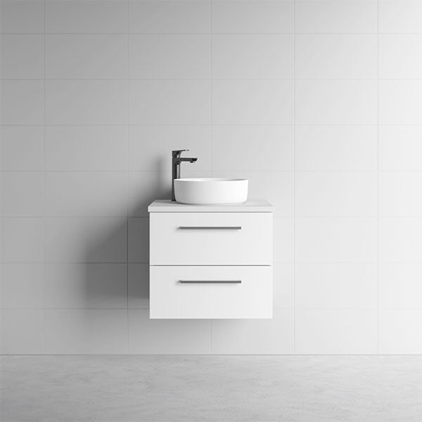 Marquis Marq Wall Hung All-Drawer Vanity 600mm - The Blue Space