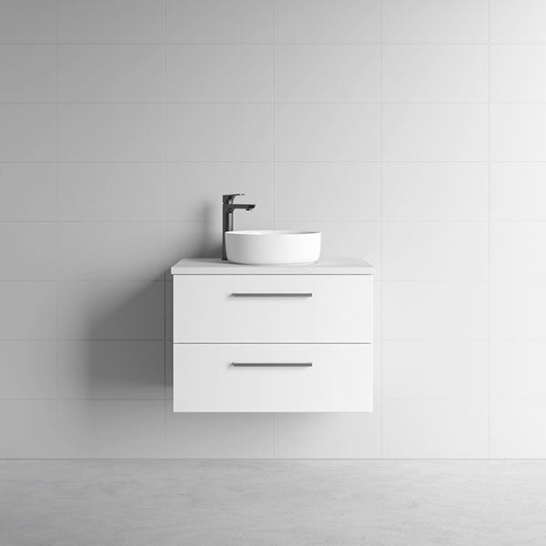 Marquis Marq Wall Hung All-Drawer Vanity 750mm - The Blue Space