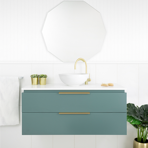 Marquis Riviera Wall Hung Vanity - The Blue Space