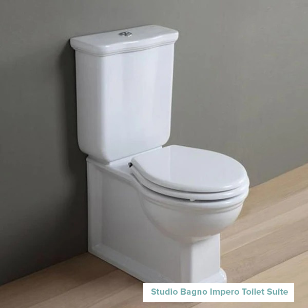 Studio Bagno Impero Toilet Suite at The Blue Space