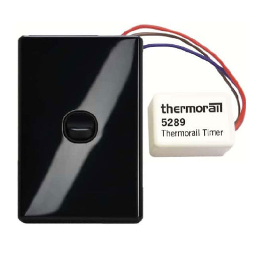 Thermogroup Eco Timer Black - The Blue Space