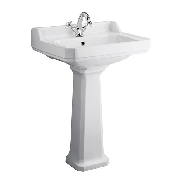 Turner Hastings Arlington 60 x 47 Ceramic Wash Basin at The Blue Space