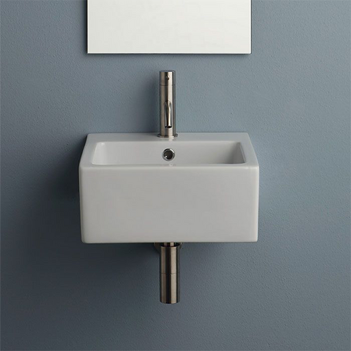 Turner Hastings Isa Wall Hung Basin - The Blue Space