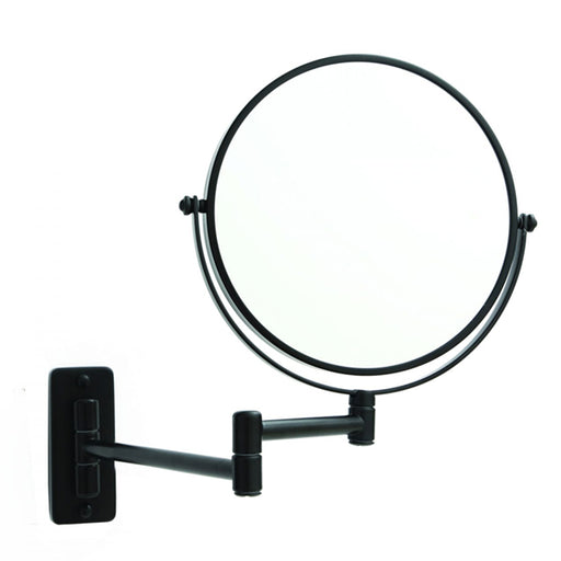 Thermogroup Ablaze Non-lit Magnifying Mirror - Black at The Blue Space