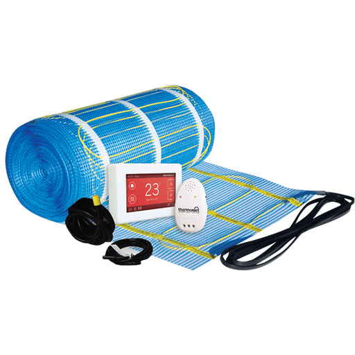 Thermogroup Thermonet Underfloor Heating - Dual Controller Kit - The Blue Space