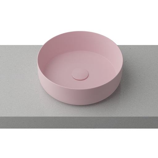 Timberline Allure Pink Above Counter Basin online at The Blue Space