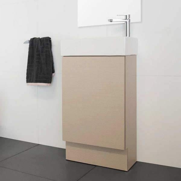 ADP Tiny Vanity with Kickboard 400mm - The Blue Space