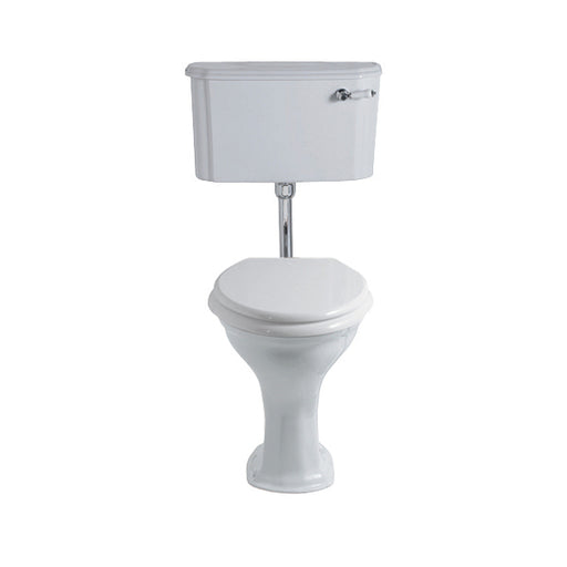 Turner Hastings Birmingham Toilet with Low Level Cistern online at the Blue Space