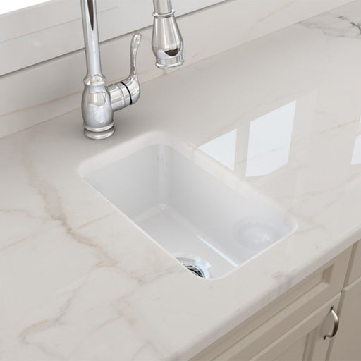 Turner Hastings Cuisine 30x46 Inset/Undermount Fine Fireclay Sink undermount - The Blue Space