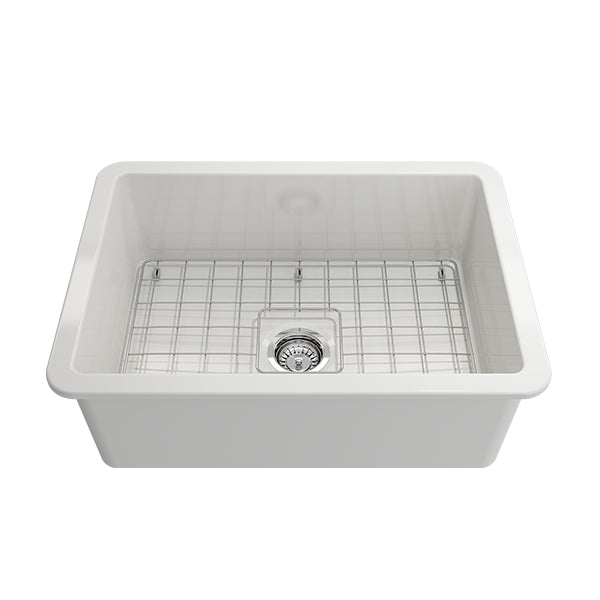 Turner Hastings Cuisine 48 x 68 Inset/Undermount Fine Fireclay Sink