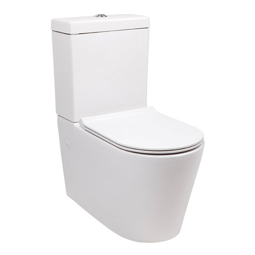 Turner Hastings Grange Back-To-Wall Toilet Suite - The Blue Space