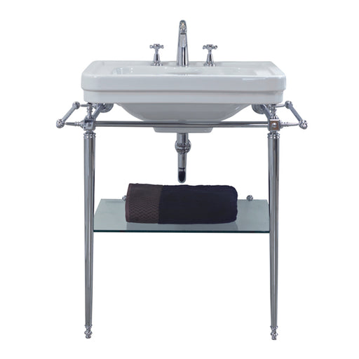 Turner Hastings Stafford 62 x 50 Basin + Console online at The Blue Space
