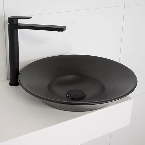 ADP Venus Inset Basin - Matte Black by ADP - The Blue Space