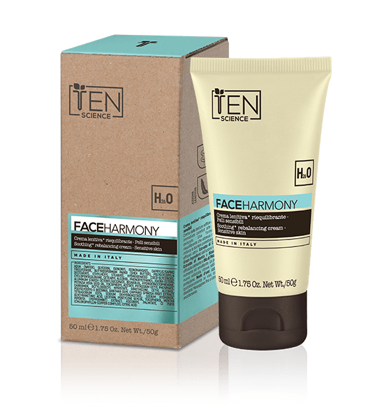 Ten Science CREMA VISO Ten Science Face Harmony Crema lenitiva riequilibrante pelli sensibili