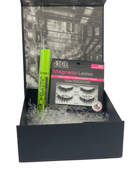 Vellem Box Set Ardell Demi Wispies and Mascara Gosh