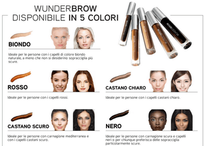 Vellem Box Set Castano Scuro Vellem Box Wunderbrow e Wunderextension