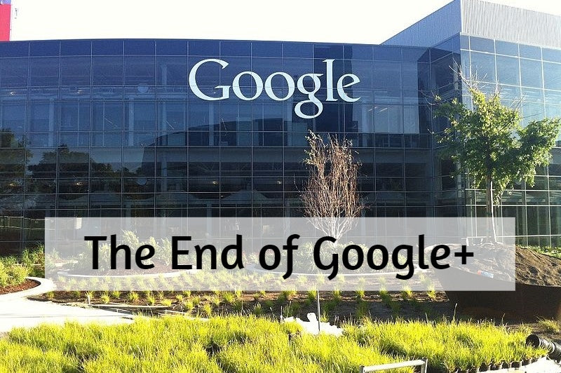 The End of Google+ after a Data Breach
