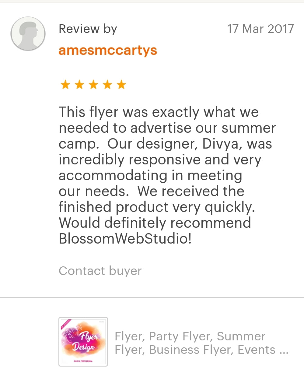 Amesmccartys Review