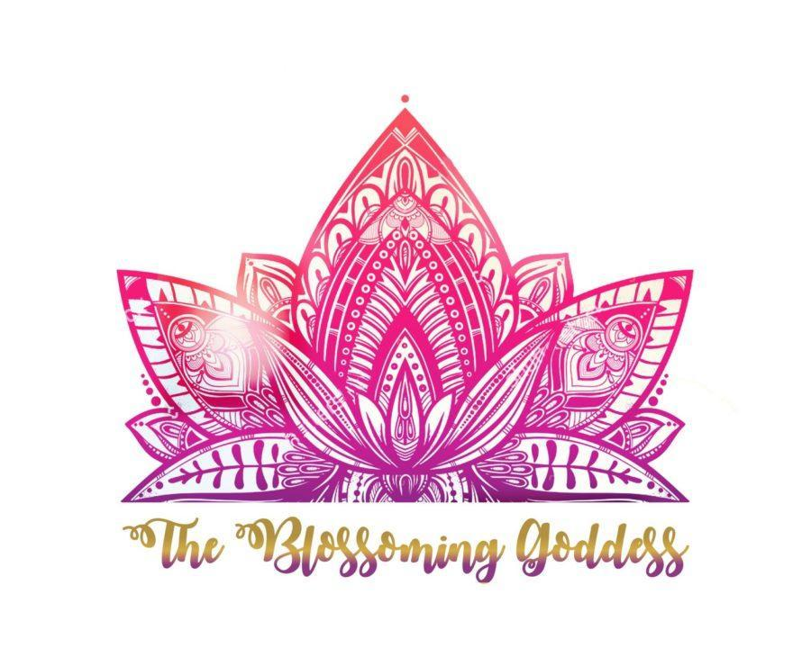 THE BLOSSOMING GODDESS2
