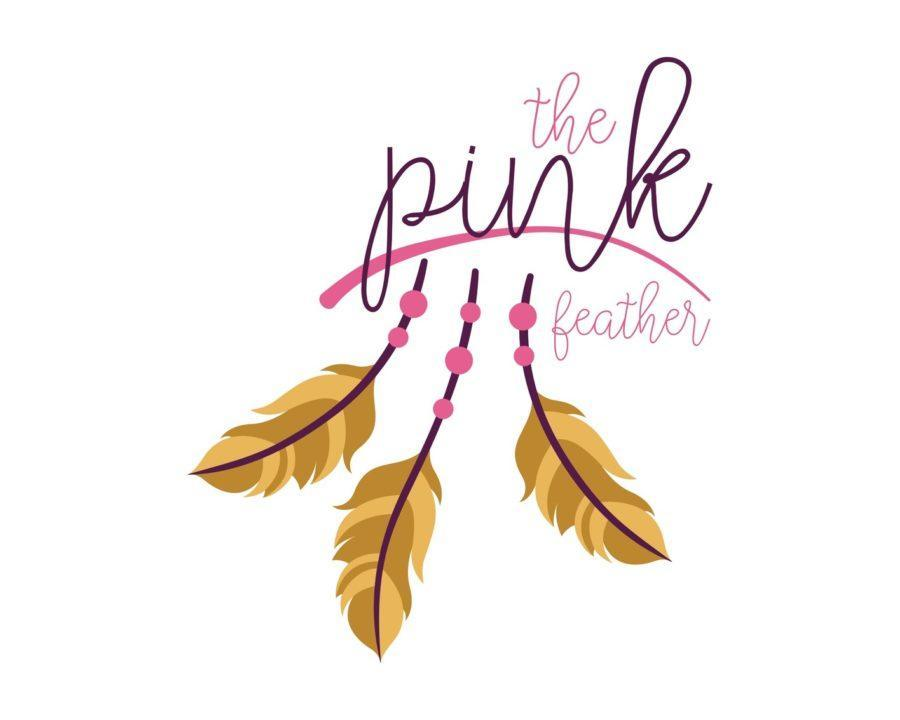 THE PINK FEATHER