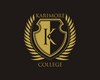 Karimore College Logo, University Logo Design, Premade Lgo - Webvizion Digital - No.1 Web Services Store