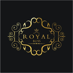 Gold Premade Logo Royal Bliss - Webvizion Digital - No.1 Web Services Store