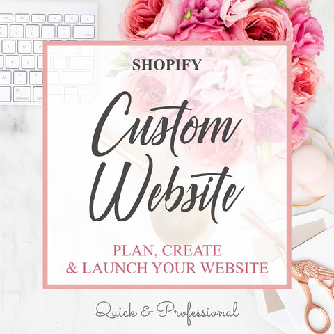 Shopify Website Design - Webvizion Digital - No.1 Web Services Store