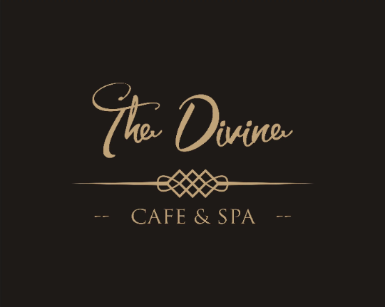 Cafe Logo, Spa Logo Design, Premade Logo - Webvizion Digital - No.1 Web Services Store