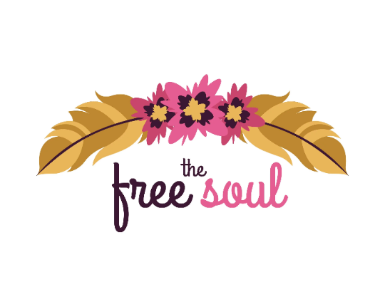 The Free Soul Premade Logo - Webvizion Digital - No.1 Web Services Store