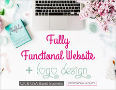 Copy of Logo design and ecommerce website paymment link 2