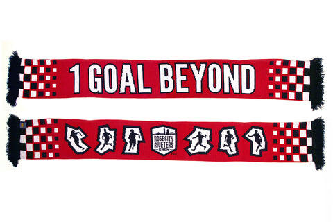 One Goal Beyond Scarf