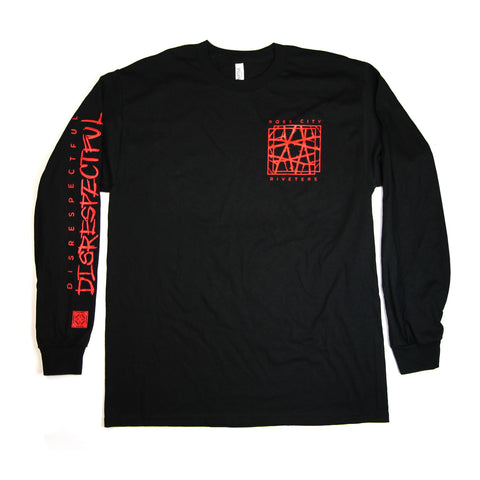 Disrespectful Long Sleeve Tee