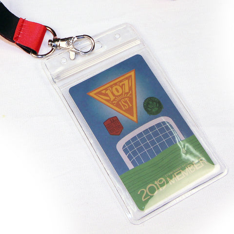 Badge Holder