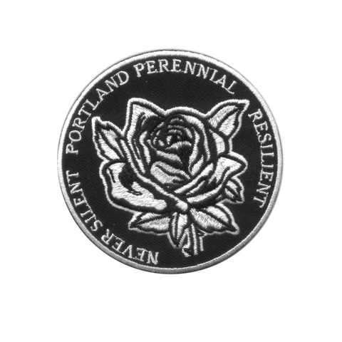 Resilient Rose Patch