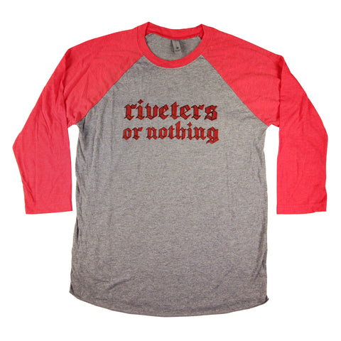 Riveters or Nothing Tee