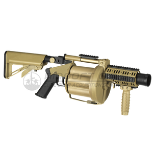 MGL MULTIPLE GRENADE LAUNCER (TAN)
