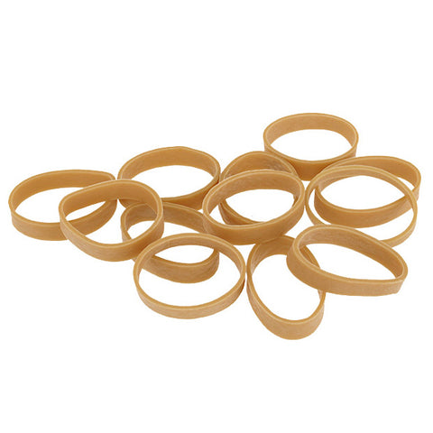 ELASTIC RUBBER BANDS - (12pcs)