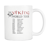 Viking World Tour Mug