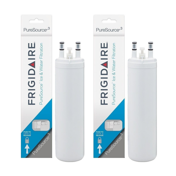 (2 Pack) WF3CB Frigidaire Puresource3 Refrigerator Water Filter