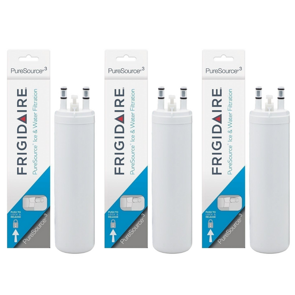 (3 Pack) WF3CB Frigidaire Puresource3 Refrigerator Water Filter